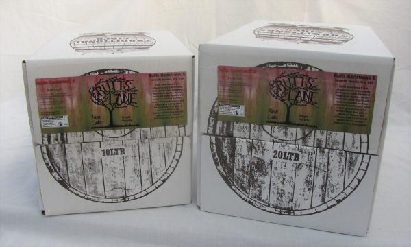 Redstreak Boxes 10 & 20L